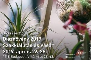Hétvégén újra dísznövény kiállítás a fővárosban