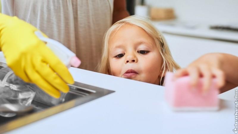 Jutalmazandó a gyermekünk által végzett házimunka?
