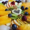 Gyümölcsök, déligyümölcsök rosttartalma