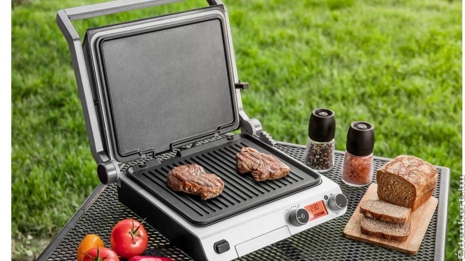 A sikeres grillezés titka: a jó húspác és a megfelelő grill