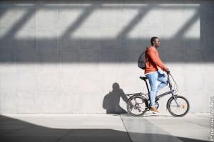 Az összecsukható kerékpárra mindig számíthat