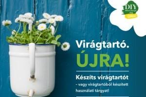 Izgalmas pályázat kreatív kertészeknek és barkácsolóknak