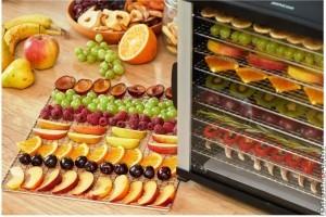 Így aszalhatunk gyümölcsöket gyorsan és egyszerűen