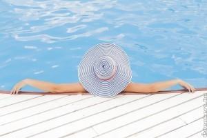 A medence vizének tisztán tartása avagy baktériumoktól mentes, tiszta víz