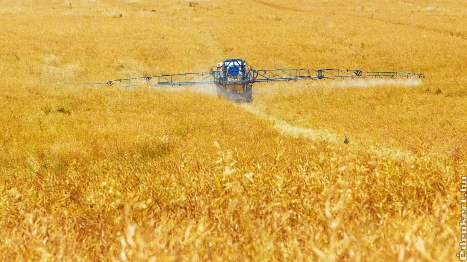 Az Agrárkamara szerint túlzóak a növényvédő szerekkel szembeni aggodalmak