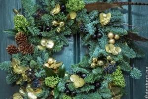 10 gyönyörű karácsonyi kopogtató