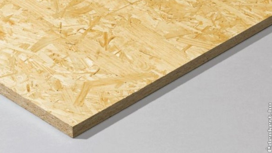 Egy strapabíró és sokoldalú építőanyag, ami ráadásul olcsó is? Igen, ez az OSB lap!