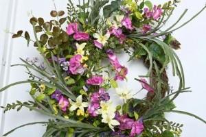 10 gyönyörű tavaszi kopogtató