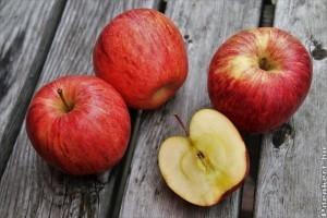 Csökkent az idared alma ára a piacon 2021 elején