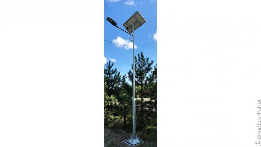 Költséghatékony, biztonságos, környezetbarát - napelemes kandelábert mindenhová