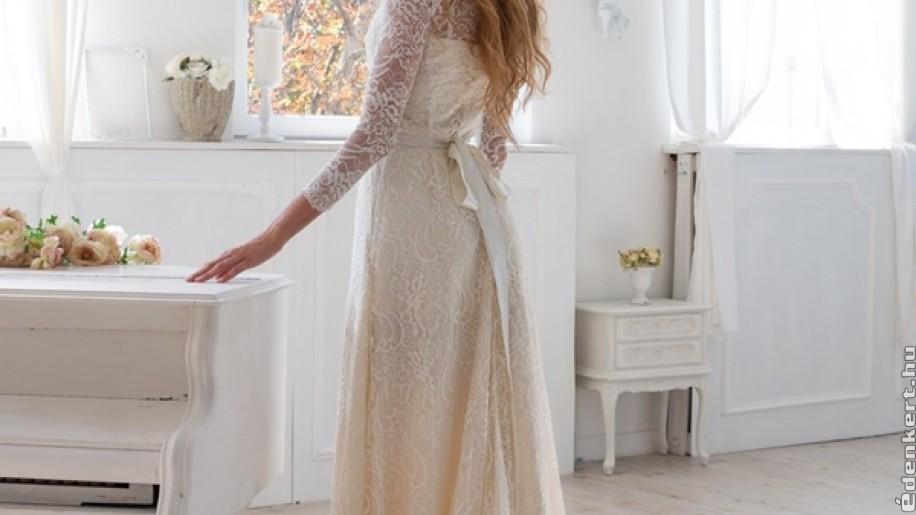 Ne add alább álmaid menyasszonyi ruhájánál! Találd meg azt, aki elkészíti neked!