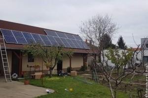 Téli energiatermelés napelemmel - lehetséges?