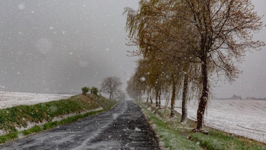 Sok gondot okozott a gazdáknak a szeszélyes áprilisi időjárás