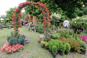Gyönyörű kastélyparkban várja látogatóit az Európai Dísznövény és Kertművészeti Napok