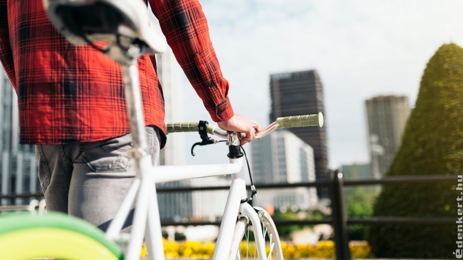 A Gepida férfi kerékpár nemcsak ígér, teljesít is