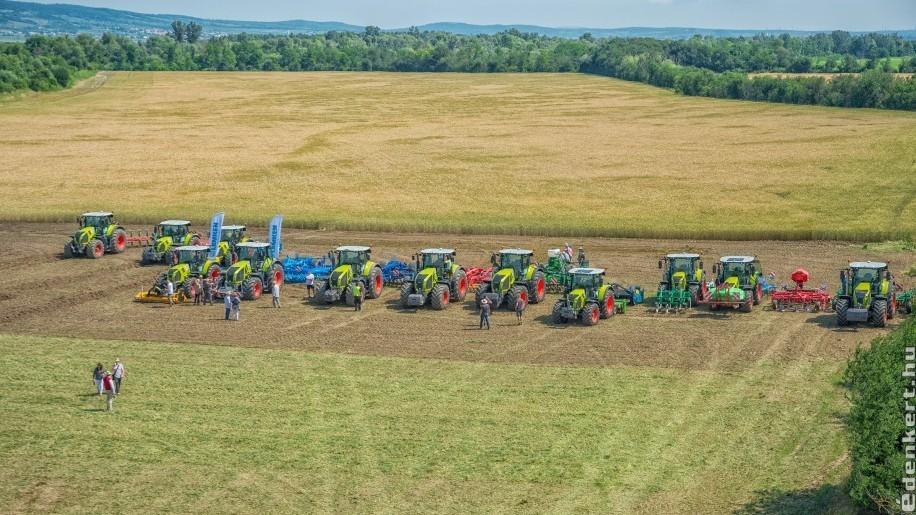 Középpontban a biogazdálkodás