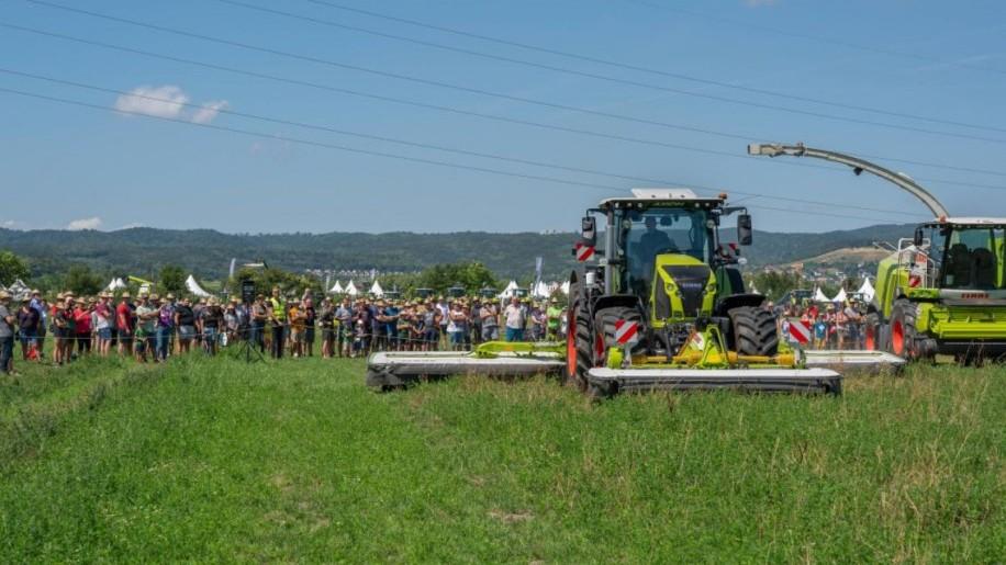 Biogazdálkodási Napokat tartottak az Esterházy biogazdaságban