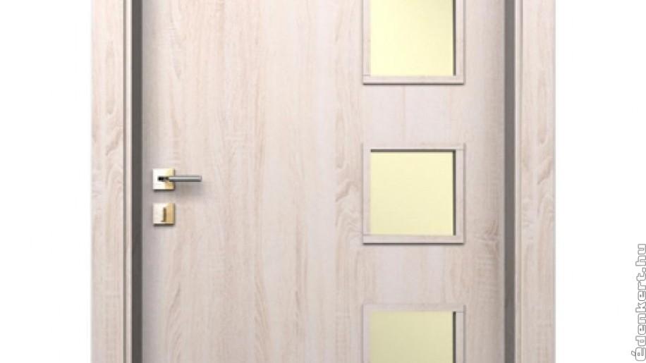 Minőség és selymes felület - a festékszórt ajtók előnyei