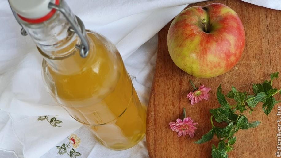 A legfinomabb házi almaszörp recept videóval