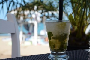 Kerti koktél puhányoknak: alkoholmentes mojito
