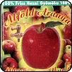 Ezt idd: natúr almalé családi kiszerelésben